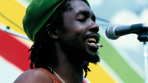 Peter Tosh Doesn't Look Back