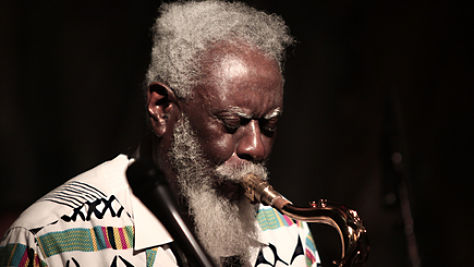 Jazz: Pharoah Sanders' Master Plan