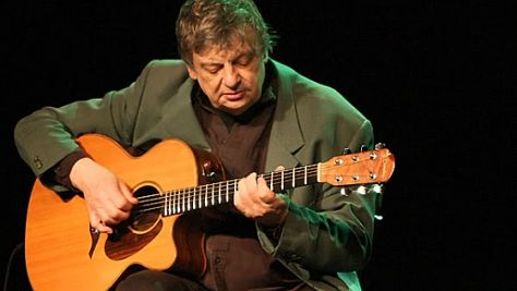 Guitarist Philip Catherine Turns 70