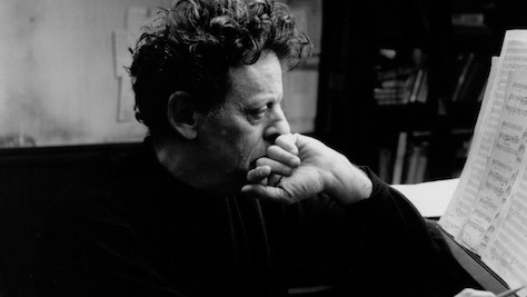 Philip Glass at B.A.M., 1984