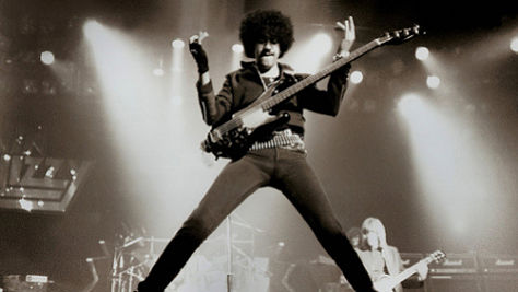 Thin Lizzy Shreds in Philly