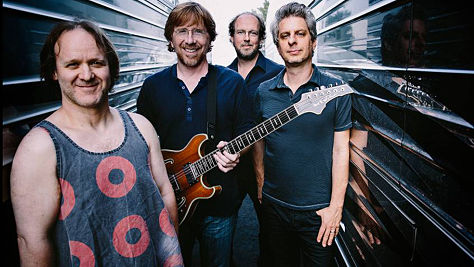 Rock: Phish's Summer Tour