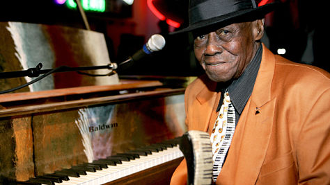 Blues: Remembering Pinetop Perkins