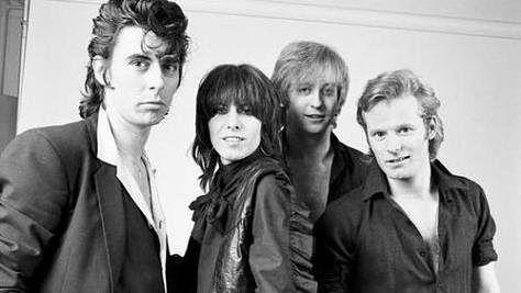 Rock: The Pretenders in Santa Monica, '81