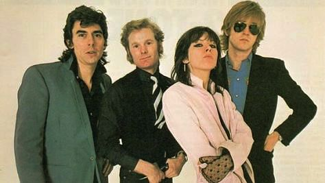 The Pretenders at Paradise