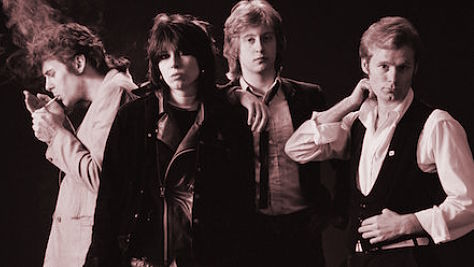 Rock: The Pretenders at Paradise, '80