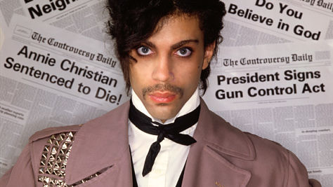 Rock: Prince's 'Controversy' Tour, '82