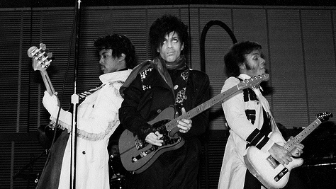 Rock: Video: Prince in 1982