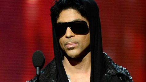 Rock: Prince at the Grammys