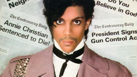 Prince's 'Controversy' Tour