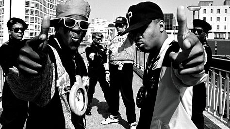 Rock: Public Enemy at Tramps, 1999