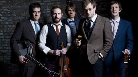 Video: Punch Brothers at SXSW '12