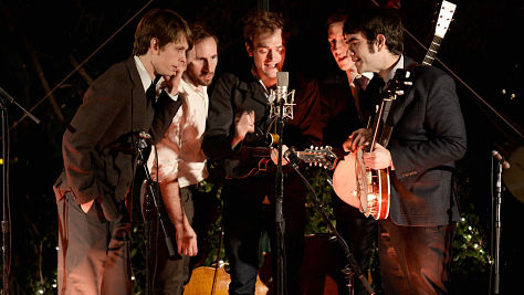 Folk & Bluegrass: Video: The Punch Brothers at SXSW, 2012