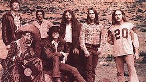 Pure Prairie League at the Beacon, '76