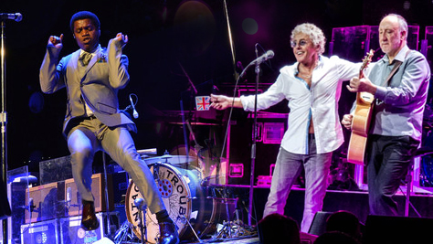The Who With Vintage Trouble