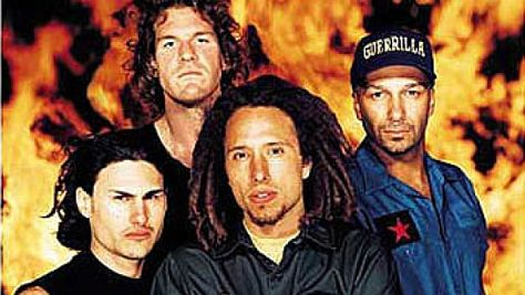 Video: Rage Against the Machine