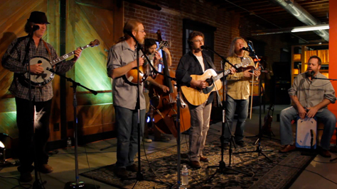 Video: Railroad Earth Chugging Along