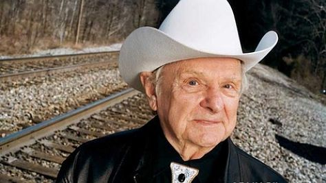 Folk & Bluegrass: Happy Birthday, Ralph Stanley!