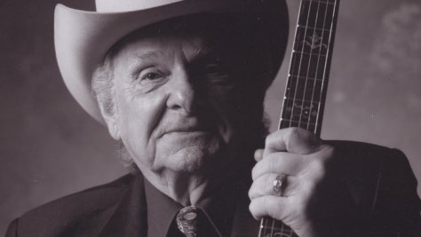 Folk & Bluegrass: Ralph Stanley Goes 'Lawless'