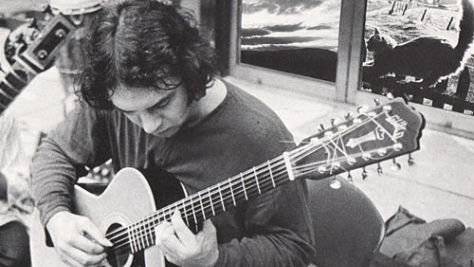 Ralph Towner's Acoustic Brilliance
