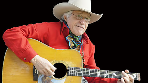 Folk & Bluegrass: Ramblin' Jack Elliott in Berkeley, '98