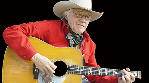 Folk & Bluegrass: Ramblin' Jack Elliott at the Ash Grove