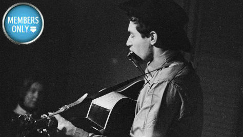 Featured: FREE Download: Ramblin' Jack Elliott