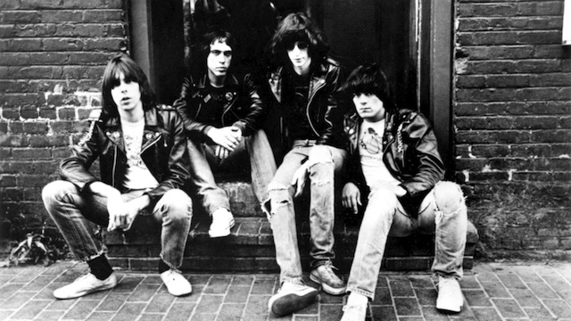 Video: The Ramones at Winterland, '78