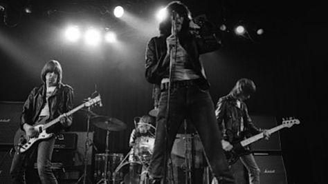 The Ramones, San Francisco 1978