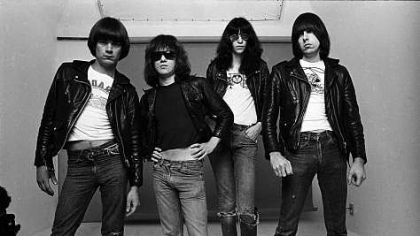 The Ramones Rock Palladium