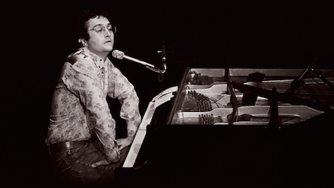Rock: Randy Newman at the Lenox Music Inn, '72
