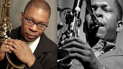 Jazz: Ravi Coltrane Honors His Father