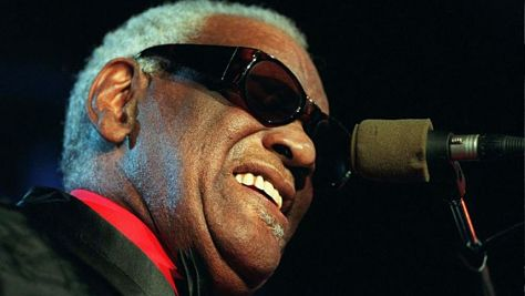Rock: Ray Charles at the Philly Art Museum