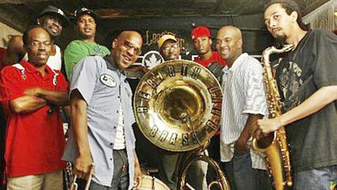 Rebirth Brass Band's N'awlins Sound