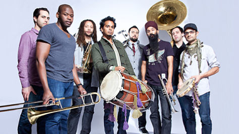 Video: Red Baraat at SXSW, 2013