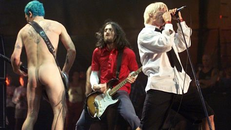 Red Hot Chili Peppers at Woodstock '99