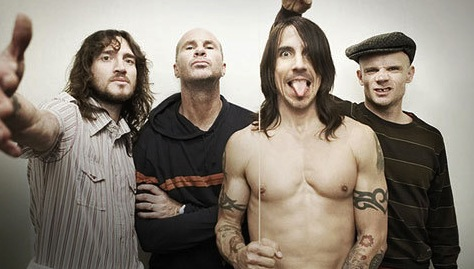 Rock: Funk Fridays: Red Hot Chili Peppers