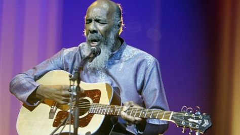 Folk & Bluegrass: Richie Havens at Newport Folk, 2008