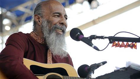 Folk & Bluegrass: Video: Richie Havens at Newport, '08