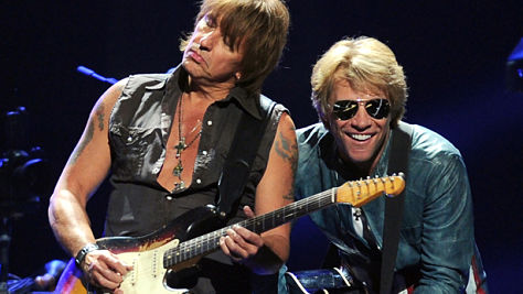 Rock: A Richie Sambora Reunion?