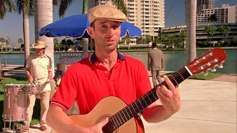 Folk & Bluegrass: Jonathan Richman's Quirky Gems