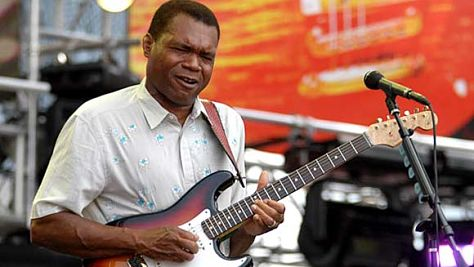 Blues: Robert Cray's R&B Confessions