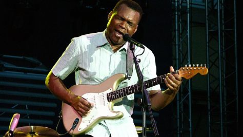 Blues: Robert Cray's Searing Confessions