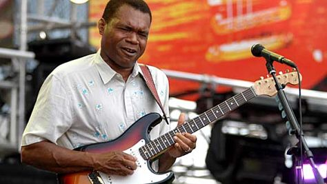 Blues: Robert Cray's Stinging Licks