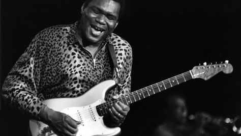 Blues: Robert Cray's Confessional Blues