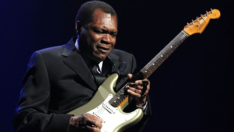 Blues: Robert Cray's Smokin' Confessions