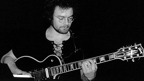 Rock: A Robert Fripp Playlist