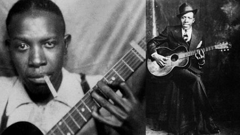 Robert Johnson Memorial Playlist