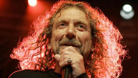 Robert Plant Doing It for Love