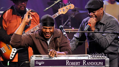 Indie: Robert Randolph's Daytrotter Session